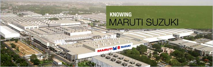 Maruti Suzuki Plant Recruitment